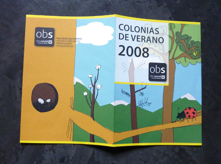 Folleto Colonias Polientes 2008